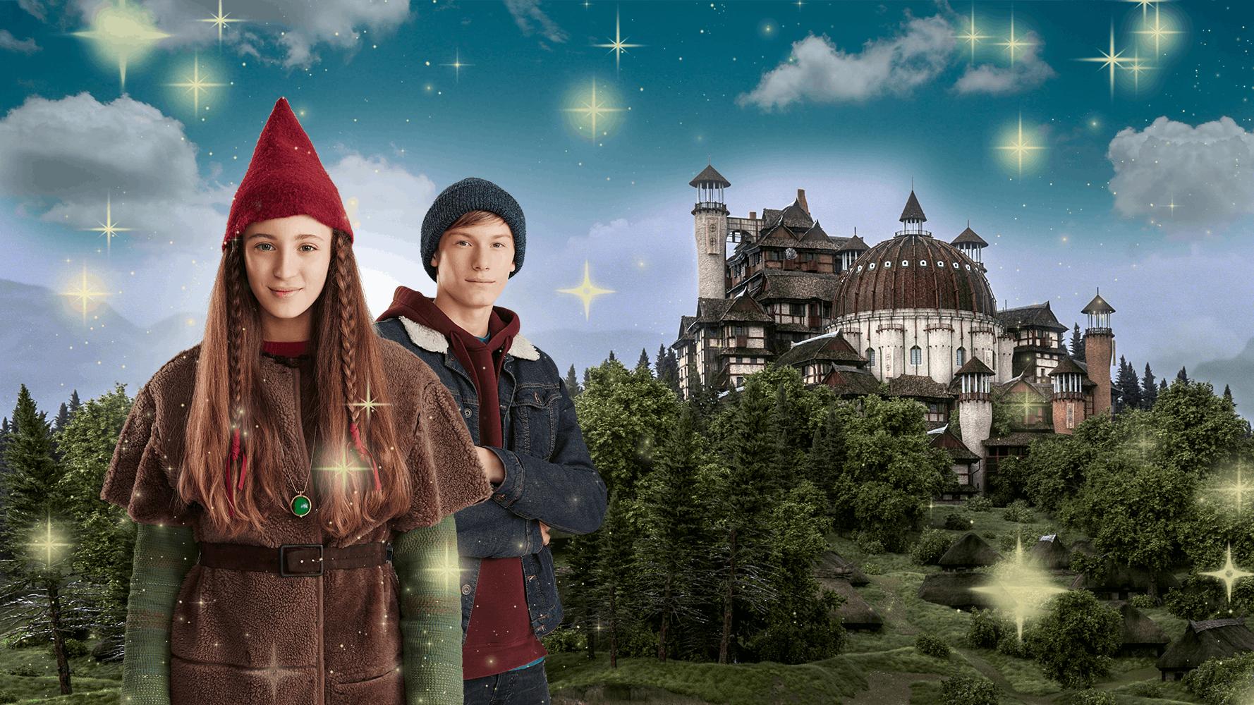 Tinkas Juleeventyr - Årets store julekalender for hele familien