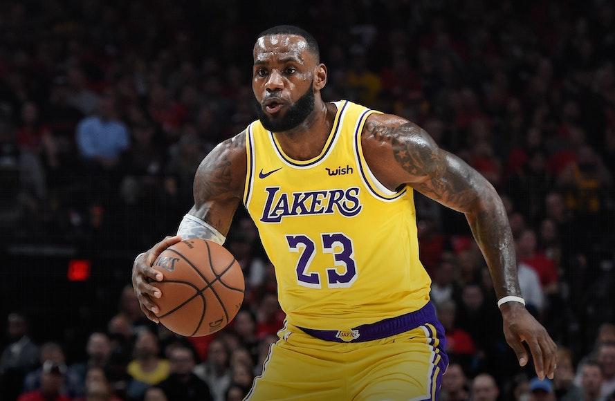 NBA basketball på TV 2 SPORT X fra januar 2020