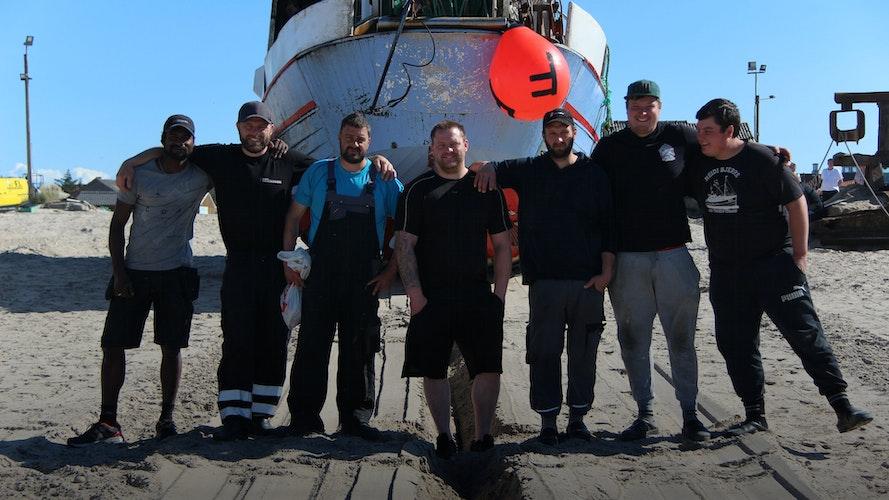 Fiskerne fra Nordjylland er tilbage i en ny sæson af 'Gutterne på kutterne'