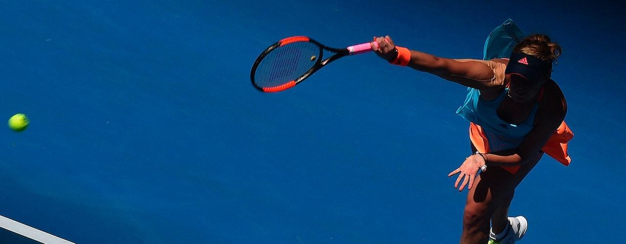 WTA Tennis - følg Wozniackis kampe på TV 2 PLAY i hele 2019